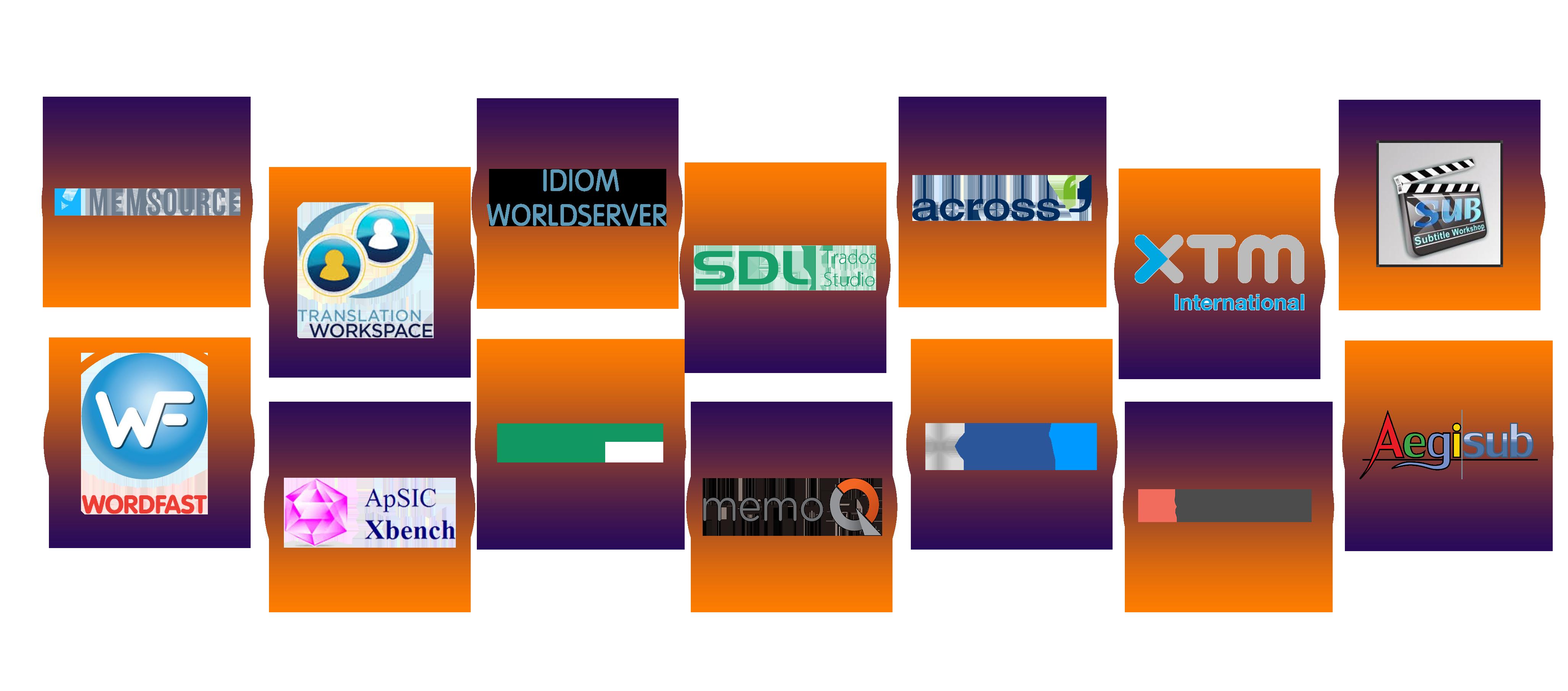 Tools logos